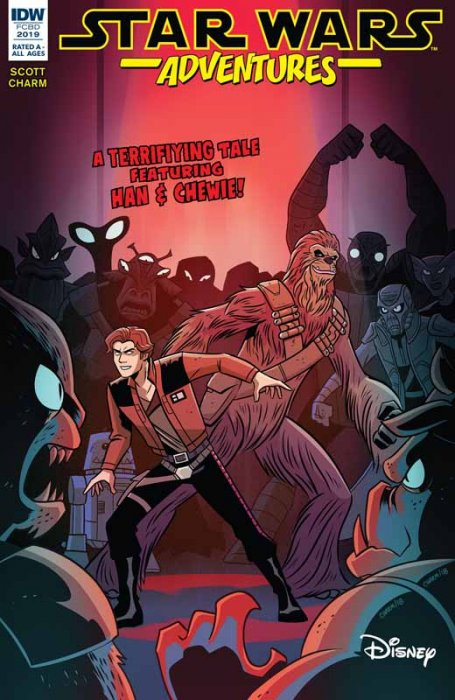 Star Wars Adventures (FCBD 2019)