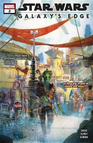 Star Wars - Galaxy's Edge #2