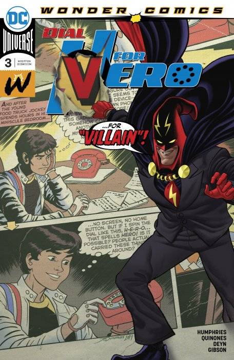 Dial H for Hero #3