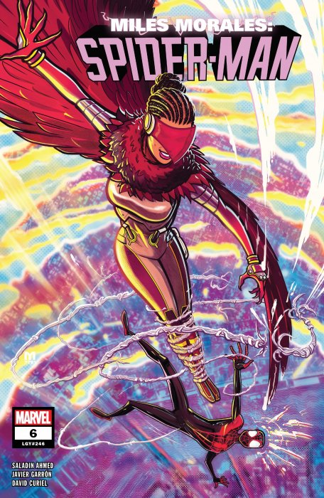 Miles Morales - Spider-Man #6