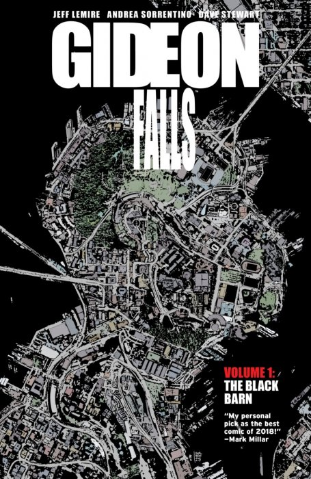 Gideon Falls Vol.1 - The Black Barn