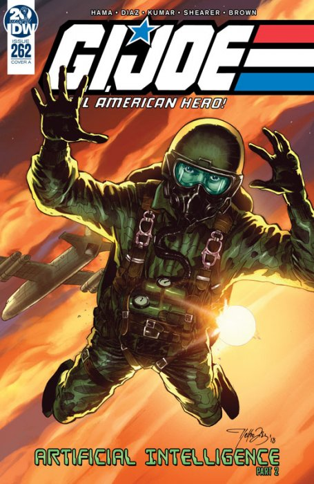G.I. Joe - A Real American Hero #262