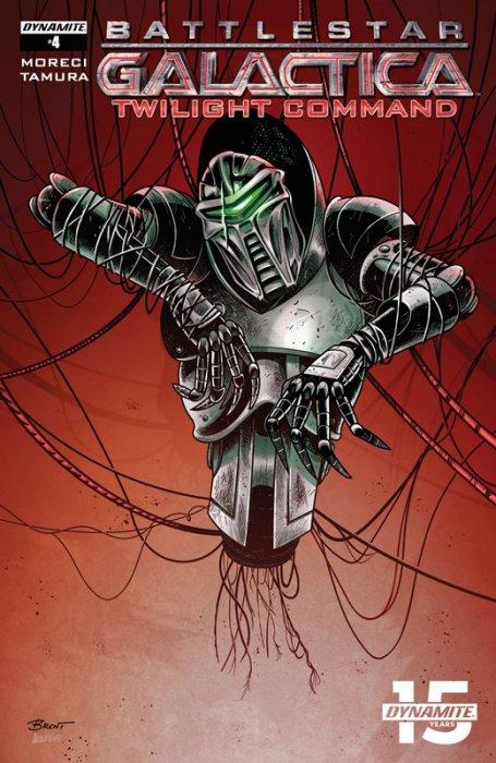 Battlestar Galactica - Twilight Command #4