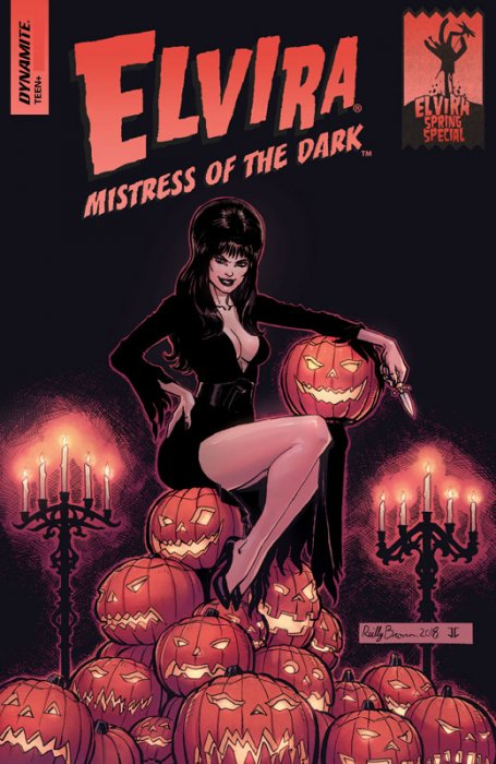 Elvira - Mistress of the Dark - Spring Special #1