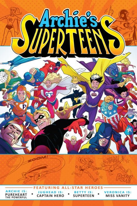 Archie's Superteens Vol.1