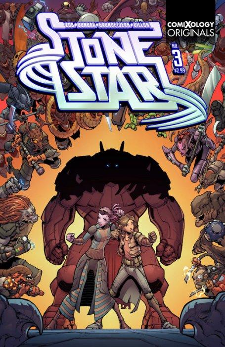 Stone Star #3