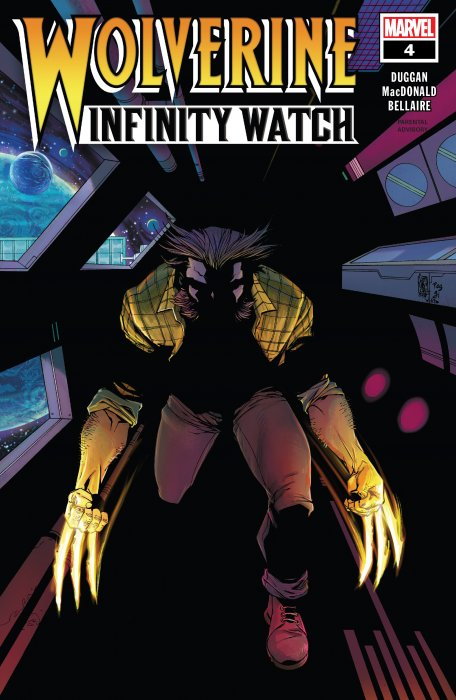 Wolverine - Infinity Watch #4
