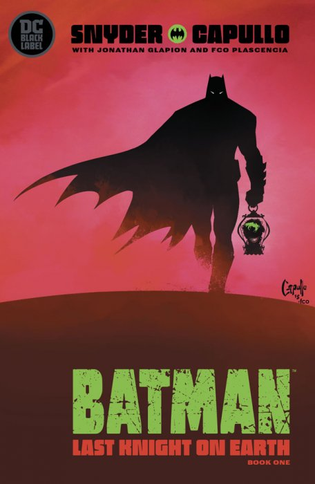 Batman - Last Knight on Earth #1