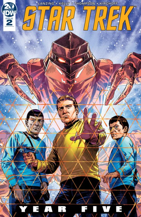 Star Trek - Year Five #2