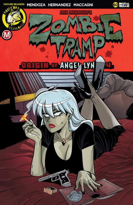 Zombie Tramp #60 - Origin of Angel Lynch 4