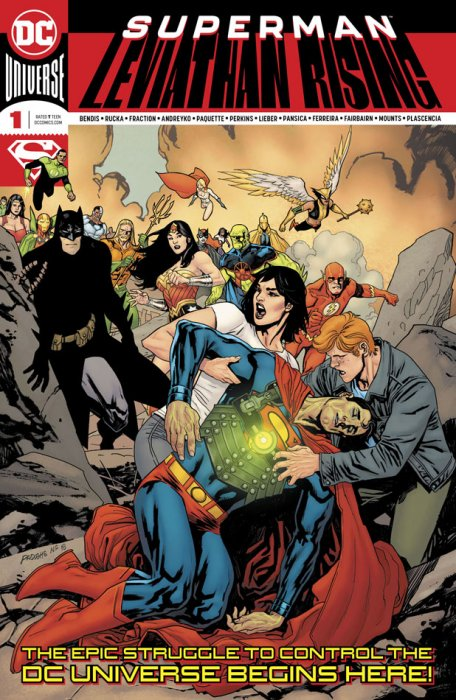 Superman - Leviathan Rising Special #1