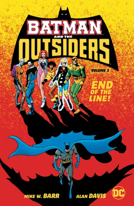 Batman and the Outsiders Vol.3