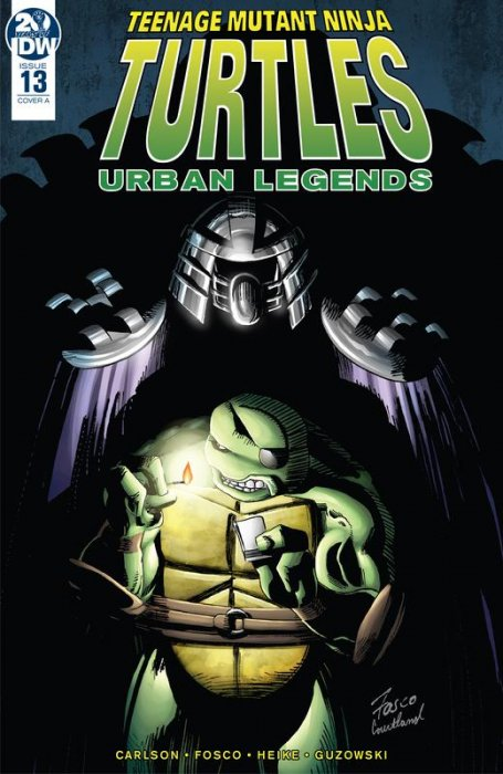 Teenage Mutant Ninja Turtles - Urban Legends #13