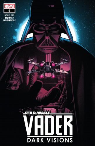 Star Wars - Vader - Dark Visions #4