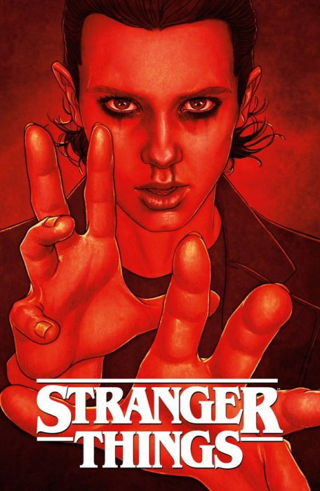 Stranger Things - SIX #1