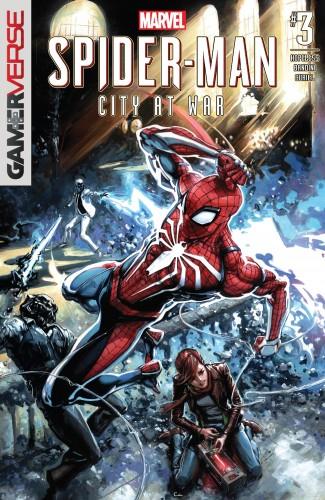 Marvel's Spider-Man - City at War #3