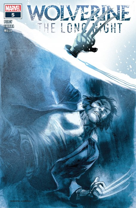 Wolverine - The Long Night #5