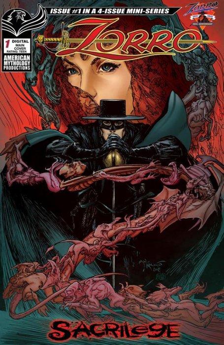 Zorro - Sacrilege #1