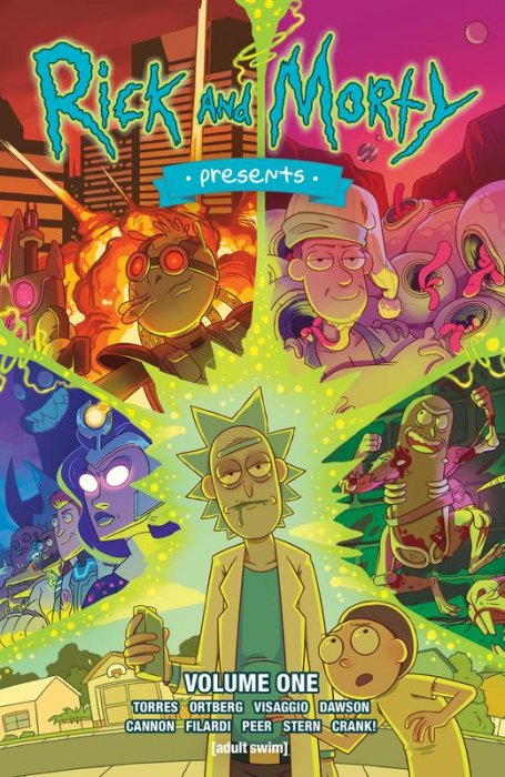 Rick and Morty Presents Vol.1