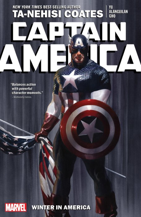 Captain America Vol.1 - Winter in America