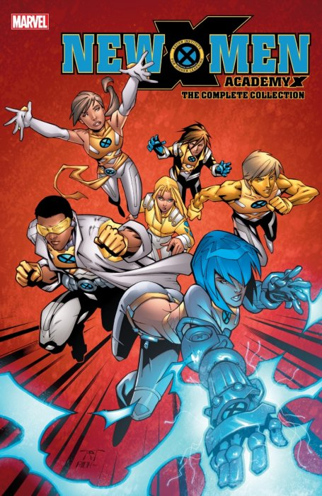 New X-Men - Academy X - The Complete Collection #1 - TPB