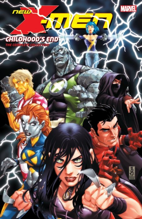 New X-Men - Childhood's End - The Complete Collection #1 - TPB