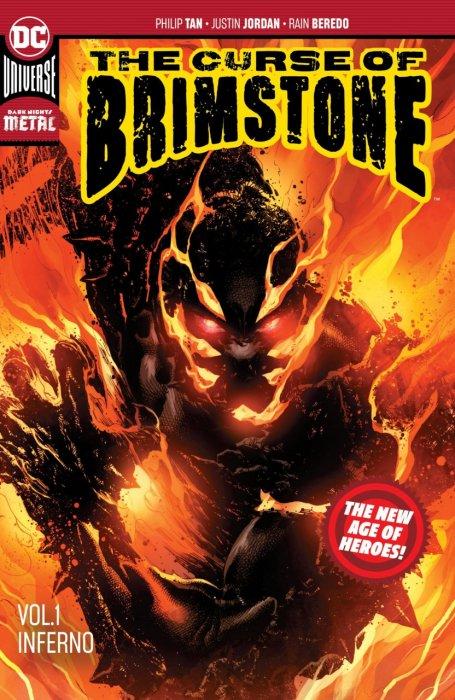 The Curse of Brimstone Vol.1 - Inferno