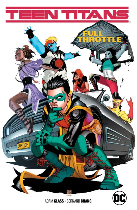 Teen Titans Vol.1 - Full Throttle
