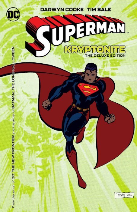 Superman - Kryptonite - The Deluxe Edition #1 - HC