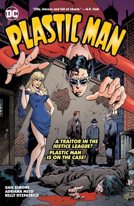 Plastic Man #1 - TPB