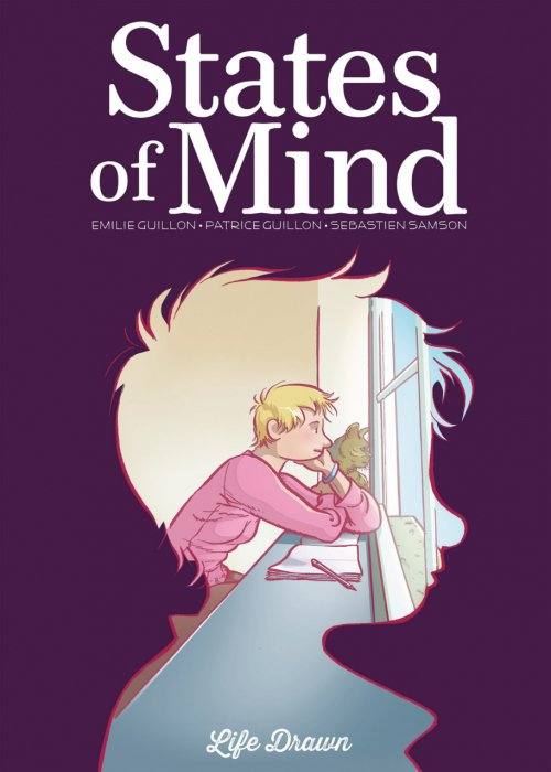 States of Mind #1 - GN