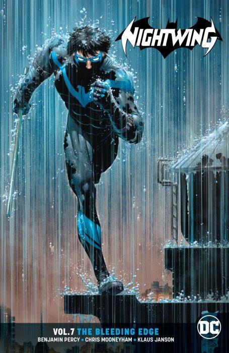 Nightwing Vol.7 - The Bleeding Edge