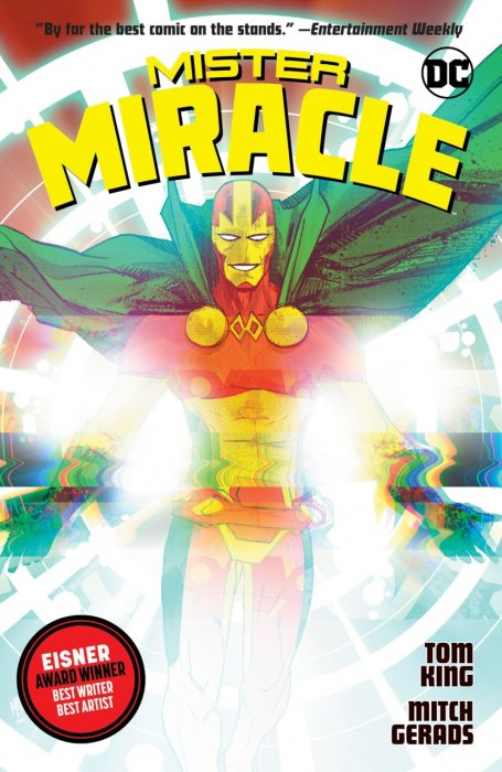 Mister Miracle #1 - TPB/HC