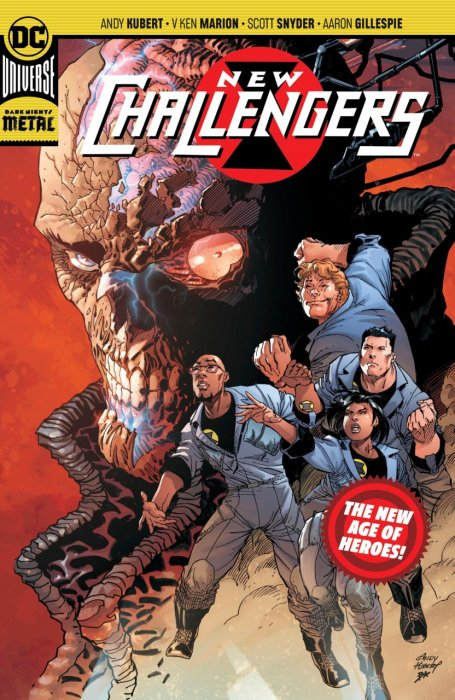 New Challengers #1 - TPB