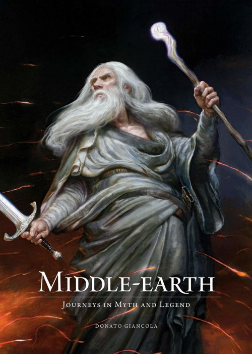 Middle-Earth - Journeys in Myth and Legend #1 - HC