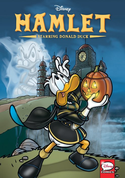 Disney Hamlet, starring Donald Duck #1 - GN