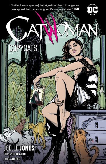 Catwoman Vol.1 - Copycats
