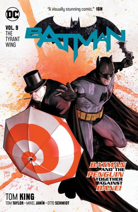 Batman Vol.9 - The Tyrant Wing