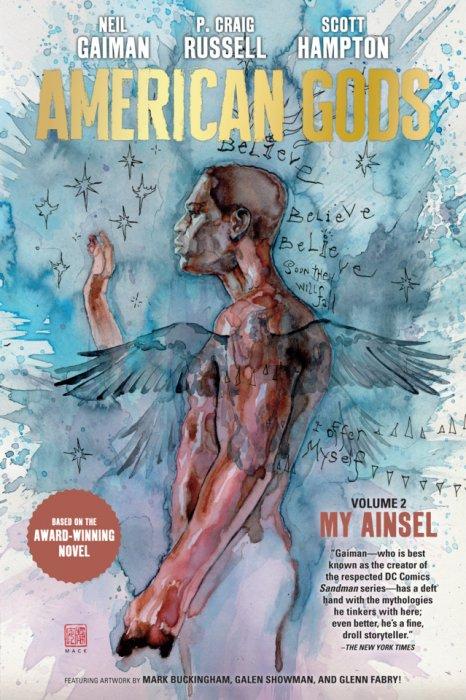 American Gods Vol.2 - My Ainsel