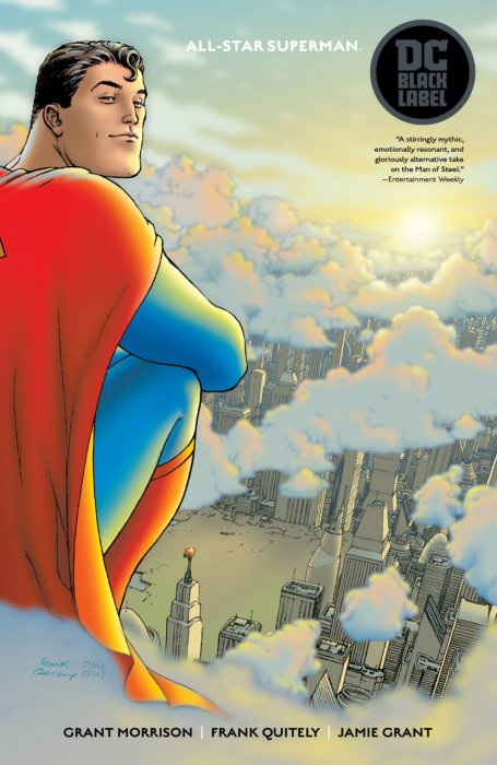 All-Star Superman (DC Black Label Edition) #1 - TPB
