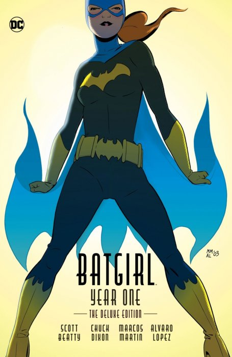 Batgirl - Year One Deluxe Edition #1 - HC