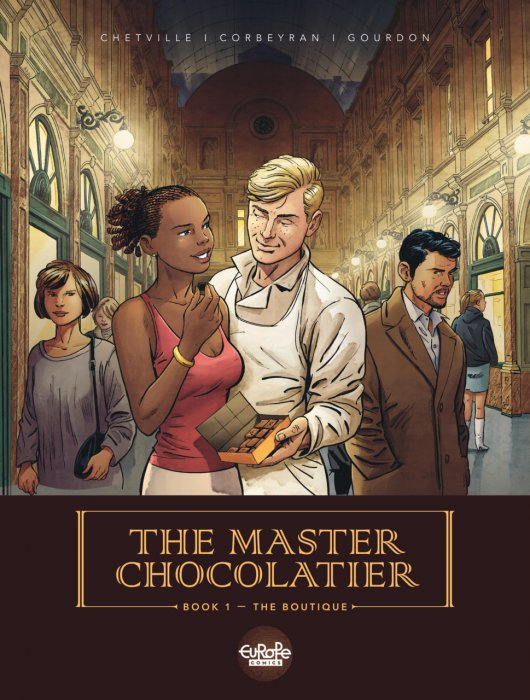 The Master Chocolatier #1 - The Boutique
