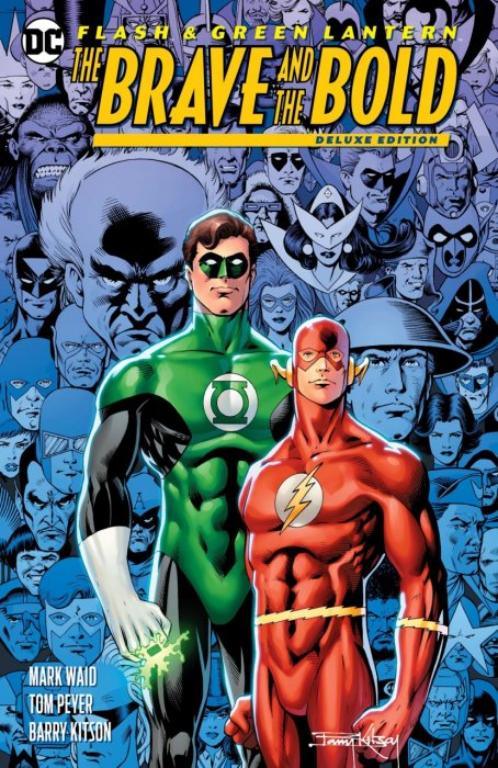 Flash & Green Lantern - The Brave and the Bold Deluxe Edition #1 - HC