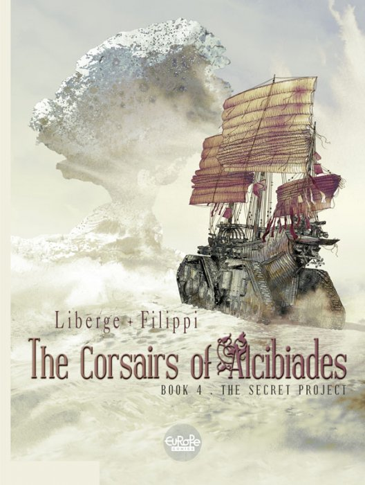 The Corsairs of Alcibiades #4 - The Secret Project