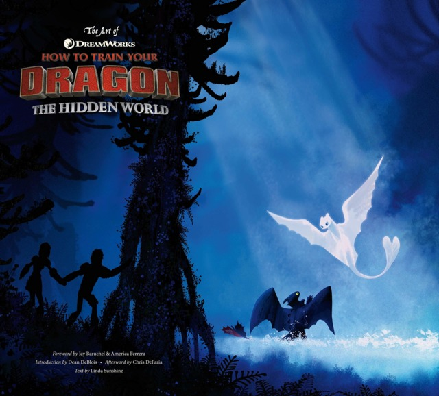 The Art of How to Train Your Dragon - The Hidden World #1 - HC