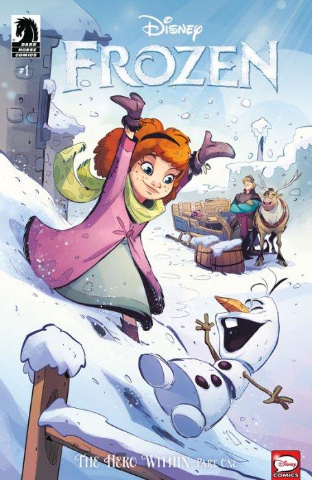 Frozen - The Hero Within #1