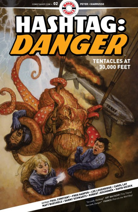 Hashtag - Danger #2