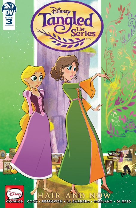 Tangled - The Series - Hair and Now #3
