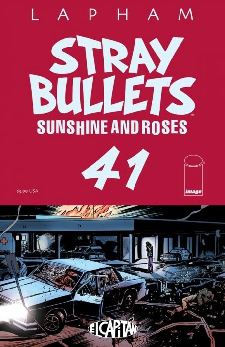 Stray Bullets - Sunshine & Roses #41
