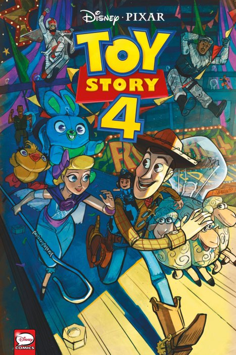 Disney•PIXAR Toy Story 4 #1 - GN